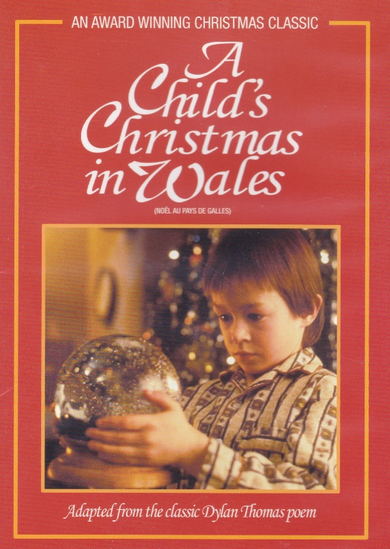 the classic film a childs christmas in wales