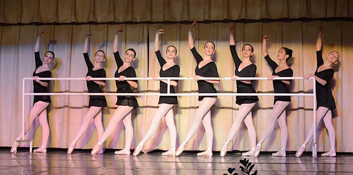 Portland Ballet at Barre