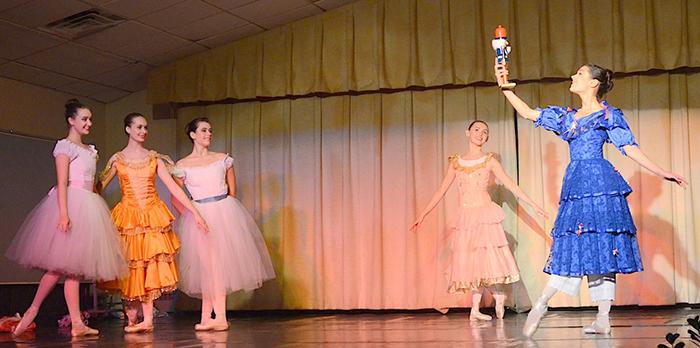 Portland Ballet Victorian Nutcracker