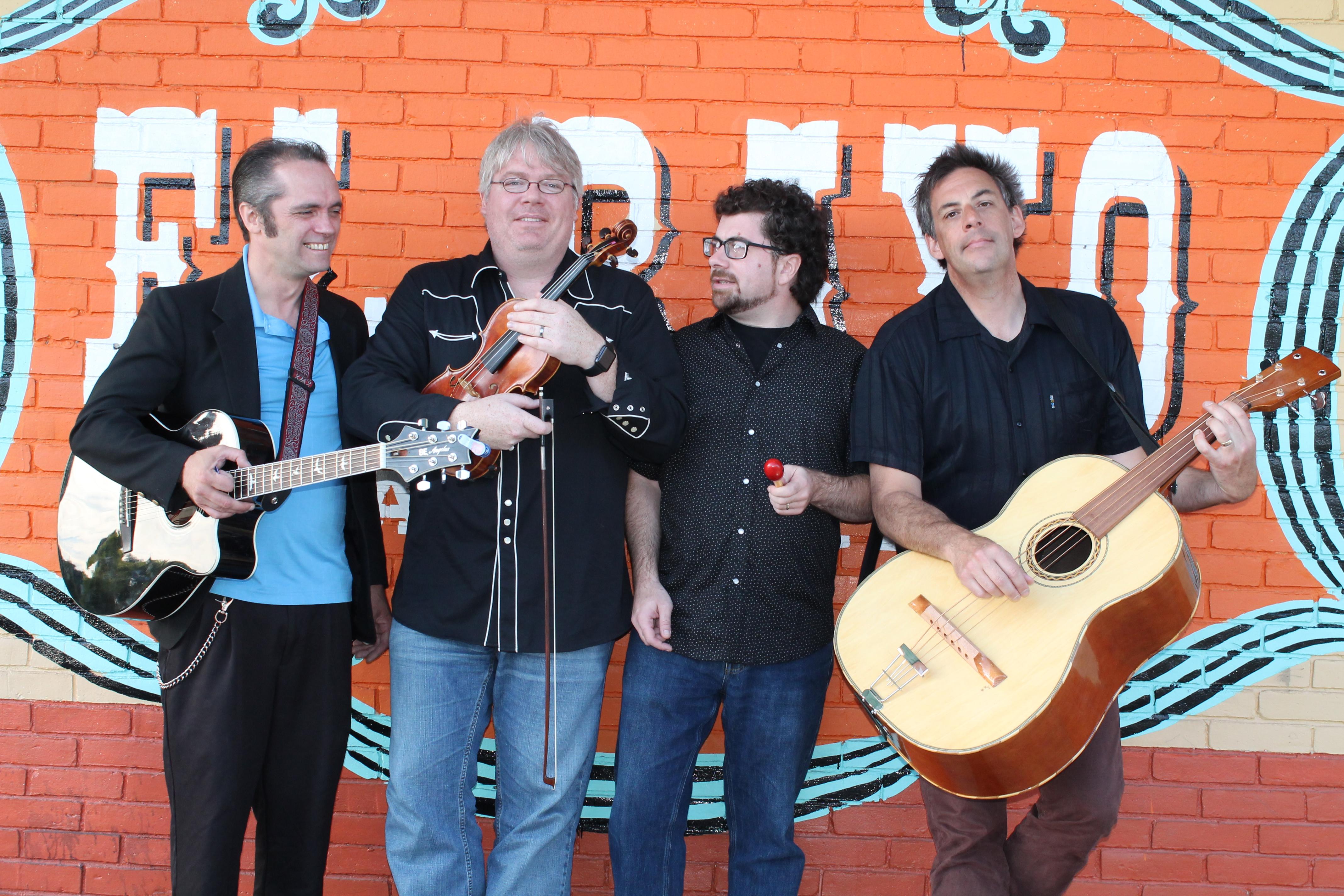 29th Annual Capriccio Music Festival <br>Andy Happel & Los